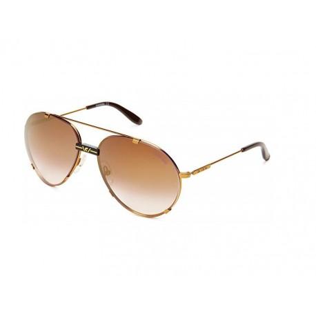 Carrera 80 antique gold occhiali da sole uomo aviator