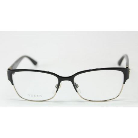 Gucci 4238 montature occhiali da vista donna nero