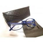 Gucci 3629 occhiali da vista montature donna blu