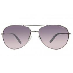 Carrera 69 occhiali da sole donna a goccia aviator col. 6LB argento