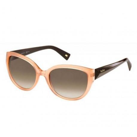 Max Mara ANNY II occhiali da sole donna a gatto col.F89 marrone pesca