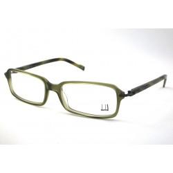 Dunhill DU 07203 montature occhiali da vista uomo col. verde oliva