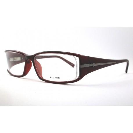 forma elegante ottima qualità vari tipi di Police V1573 montature occhiali da vista uomo col. bordeaux - Stilottica  Italiana Import-Export S.r.l.