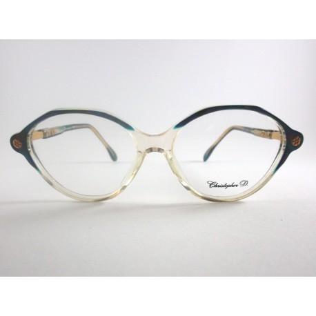 Occhiali Chrstopher D. montature vintage
