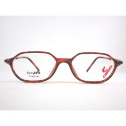 Carrera montature occhiali da vista mod 6025 uomo col marroni