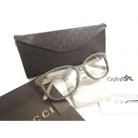 Gucci 3629 montature occhiali da vista col DXQ marrone