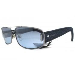 Sisley occhiali da sole mod sly564 in pelle