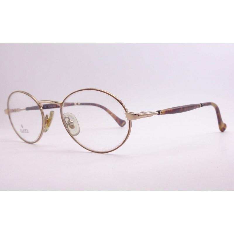 406e029c97 Gucci GG 1331 montature occhiali da vista vintage donna firmati ...