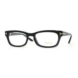 Montature occhiali da vista donna Tom Ford TF 5184 colore nero Made in Italy