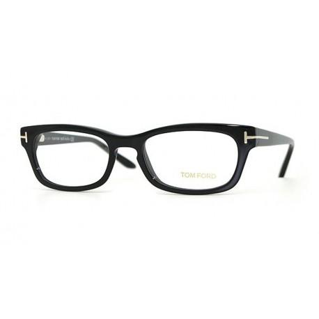Montature occhiali da vista donna Tom Ford TF 5184 colore nero Made in Italy