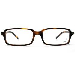 Occhiali Dunhill 07202 uomo rettangolari colore marroni