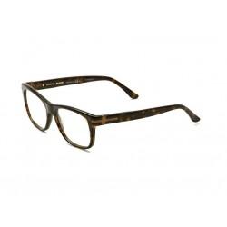 Gucci 1052 occhiali da vista montature uomo marrone