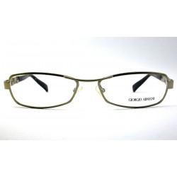 Giorgio Armani GA 591 montature occhiali da vista col. 3YG oro / nero