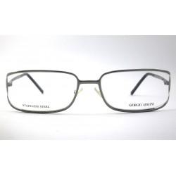 Giorgio Armani GA 425 montature occhiali da vista uomo col. argento