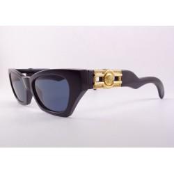 Gianni Versace 477 B sunglasses color black with medusa
