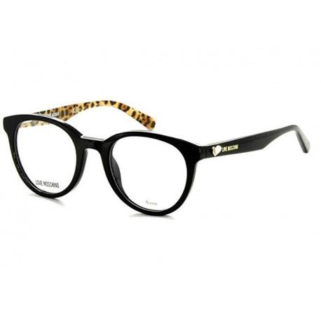 Moschino montature occhiali da vista MOL518 donna