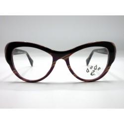 Dada-e occhiali da vista montature modello Sofia limited edition handmade in Italy