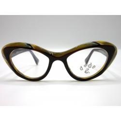 Dada-E eyeglasses frame mod. Clarisse c. 06 brown multic. woman