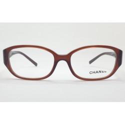 Chanel 3113 occhiali da vista donna colore marrone Made in Italy