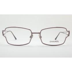 Chanel 2052 occhiali da vista donna colore argento
