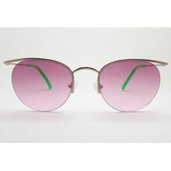 Romeo Gigli RG142/S occhiali da sole colore oro e verde
