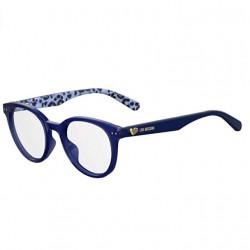 Occhiali da vista montature Moschino Mod. MOL 518 pantos colore blu donna