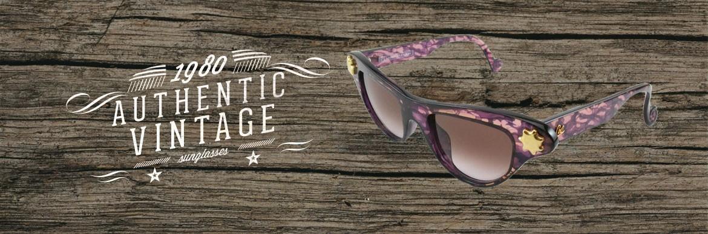 Acquista occhiali vintage originali prodotti negli anni 70, 80 e 90